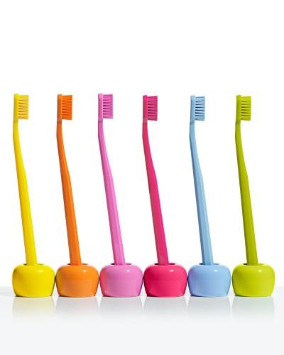 Base de cepillo de dientes